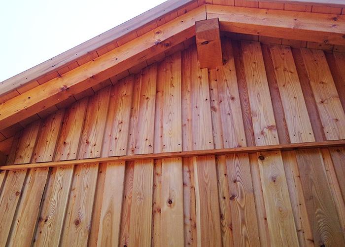 NebeneingangstUr Holz Nach Mas ~ Projekt Holz Carport, Einzelc arport mit Satteldach nach Maß
