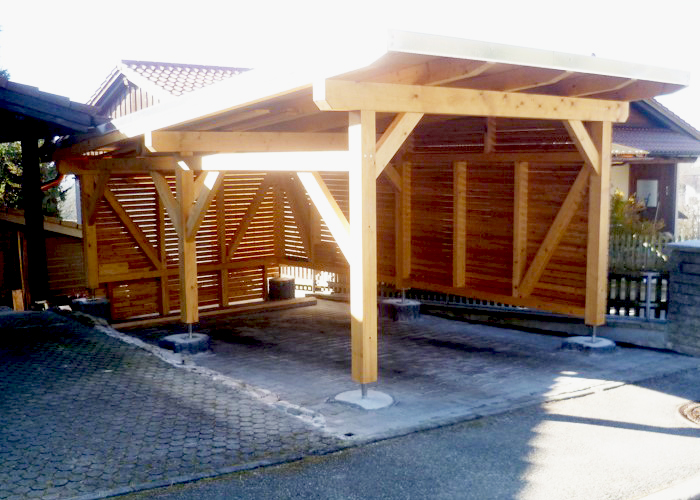 carport verkleiden bilder carport mit holz verkleiden carport bildergalerie carports carport. Black Bedroom Furniture Sets. Home Design Ideas