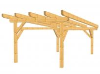 Ihr Holz Carport nach Maß - direkt vom Hersteller online kaufen